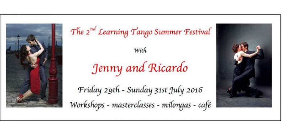 The 2nd Learning Tango Summer Festival