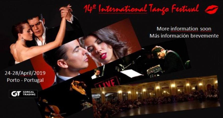 14 International Tango Festival Porto