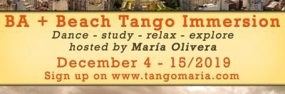 Tango Seminar / Workshops - Tangopolix