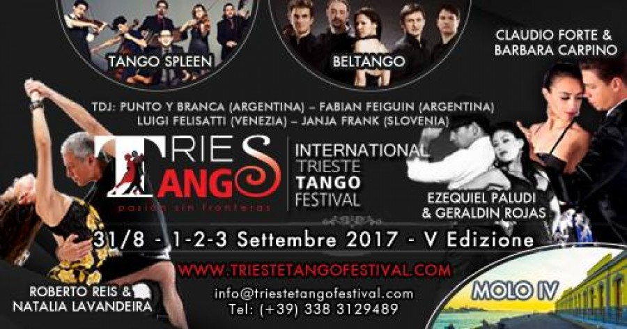 V International Trieste Tango Festival