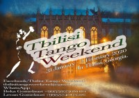 Tbilisi Tango Weekend 2020 Winter Edition