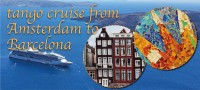 Tango Cruise from Amsterdam to Barcelona