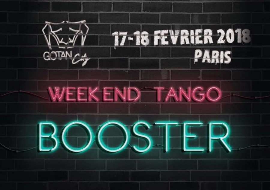 Week end Tango BOOSTER