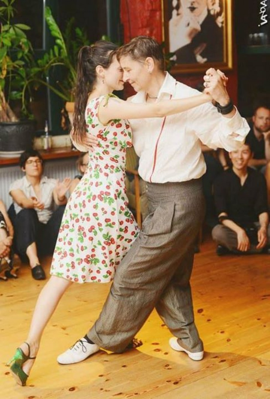 TANGO WORKSHOPS with ASTRID WEISKE
