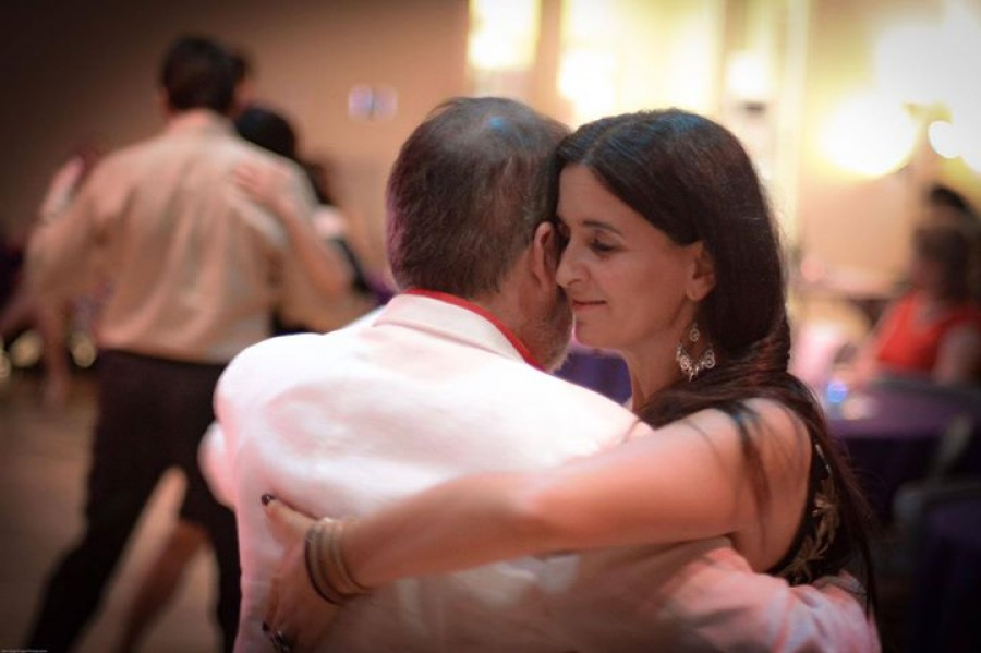Luciana Valle Tango Workshops in Porland OR