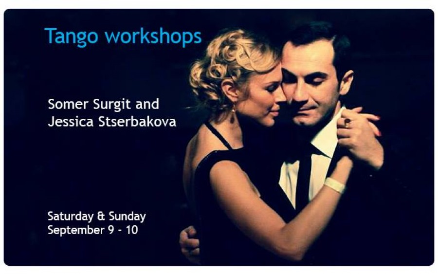 Tango workshops with Somer Jessica