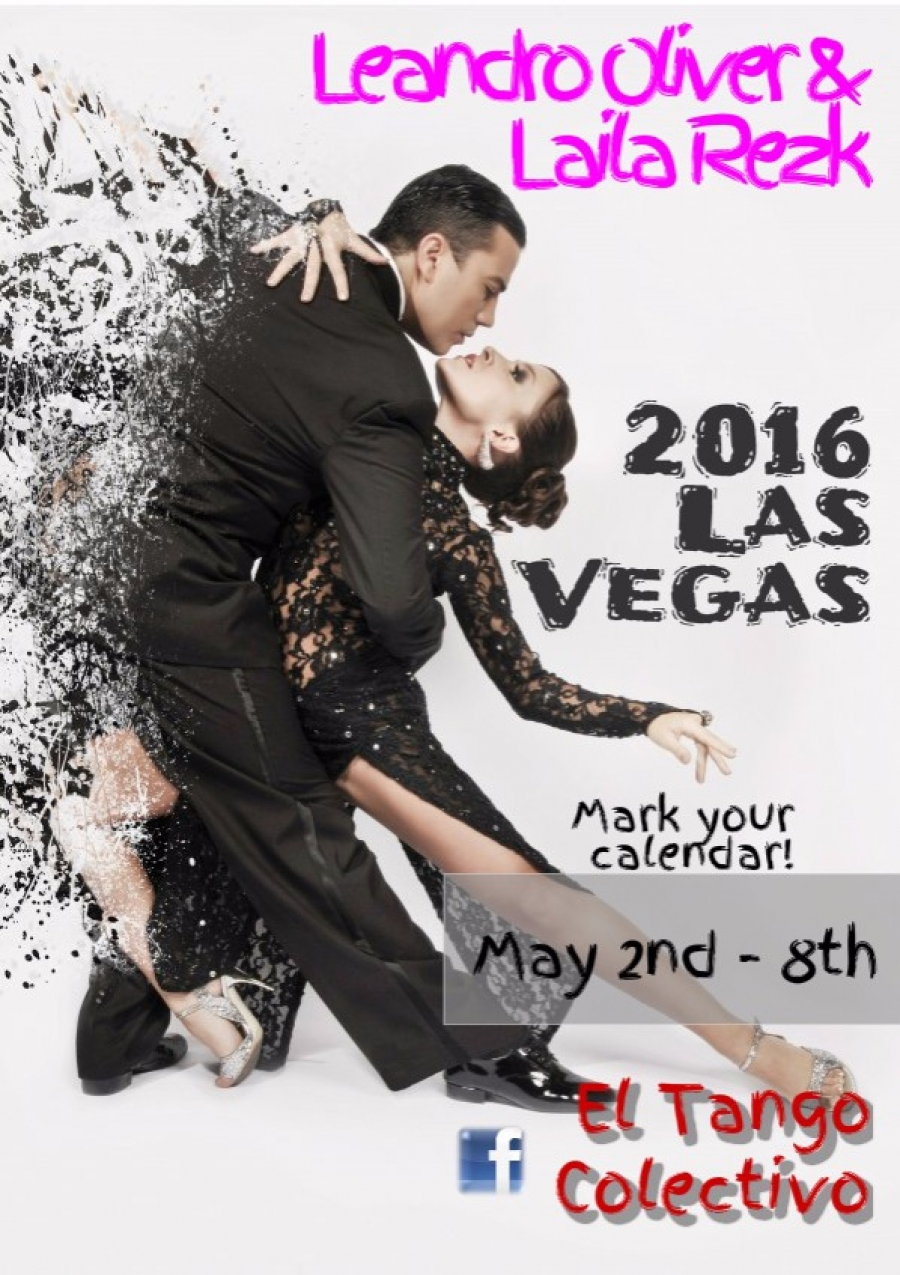 Las Vegas Tangolicious weekend 2016