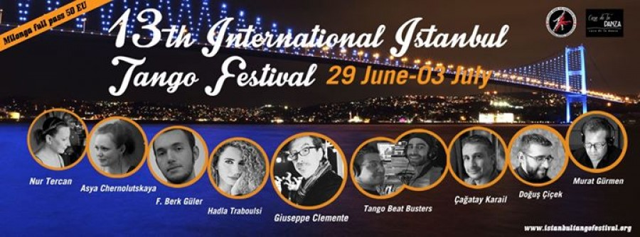 13th International Istanbul Tango Festival
