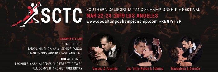 Southern California Tango Championship and Festival