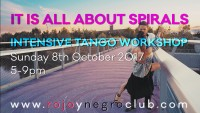 It is all about spirals Intensive Tango Workshop