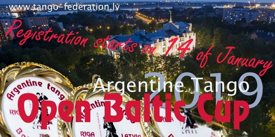 The 5th Argentine Tango Open Baltic Cup