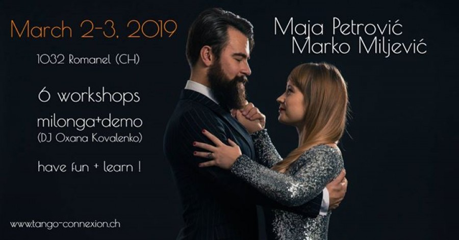 Maja and Marko in Romanel