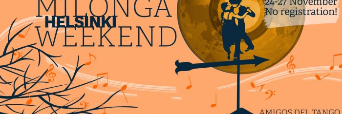 Helsinki Milonga Weekend 2016