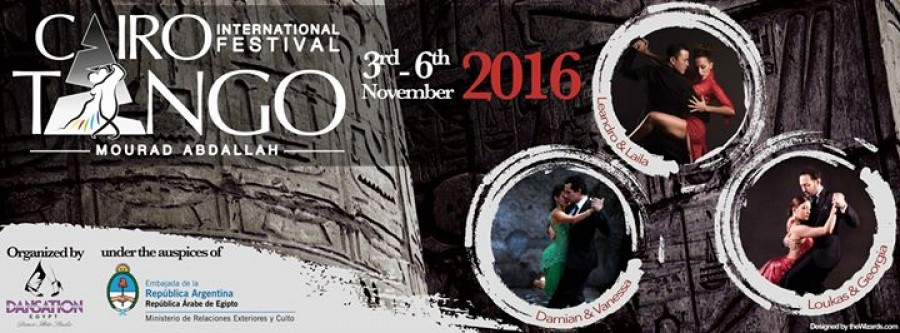 The 2nd Cairo International Tango Festival