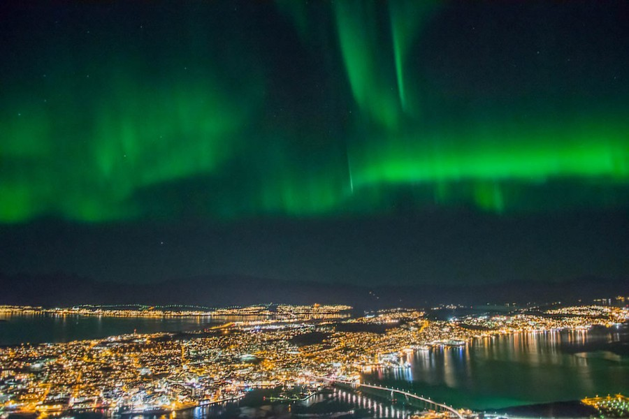 Tromso Tango Meeting - Northern Lights Edition