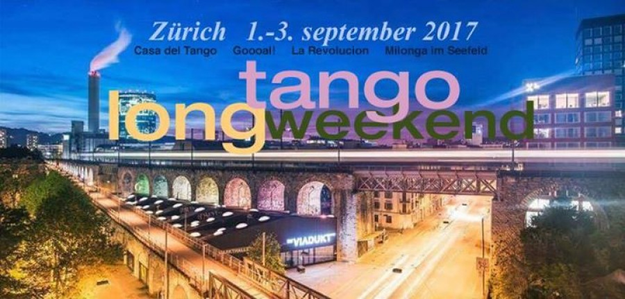 Zurich Tango Long Weekend