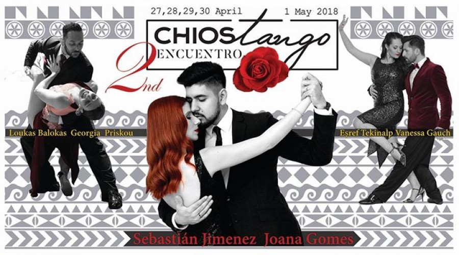 2nd Chios Tango Encuentro