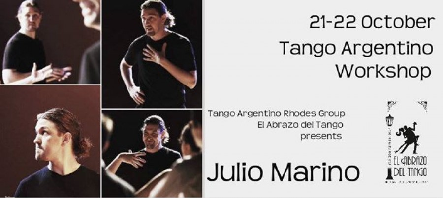 Tango Argentino Workshop with Julio Marino
