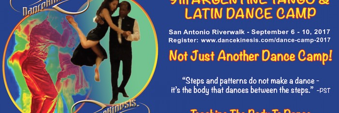 Argentine Tango and Latin Dance Camp