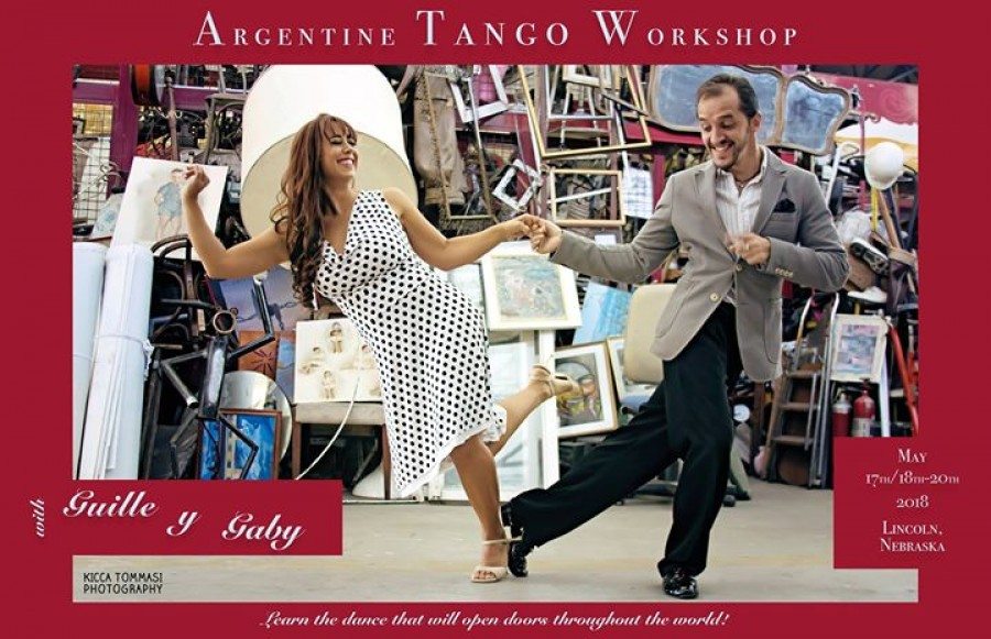 Argentine Tango Workshop w Guille and Gaby