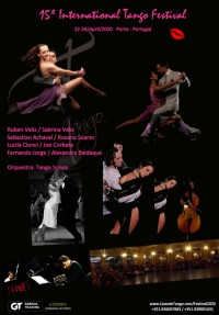 15th International Porto Tango Festival