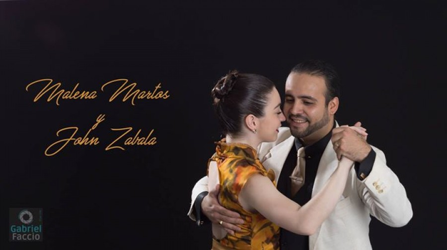 Tango Weekend Freiburg with Malena Martos John Zabala