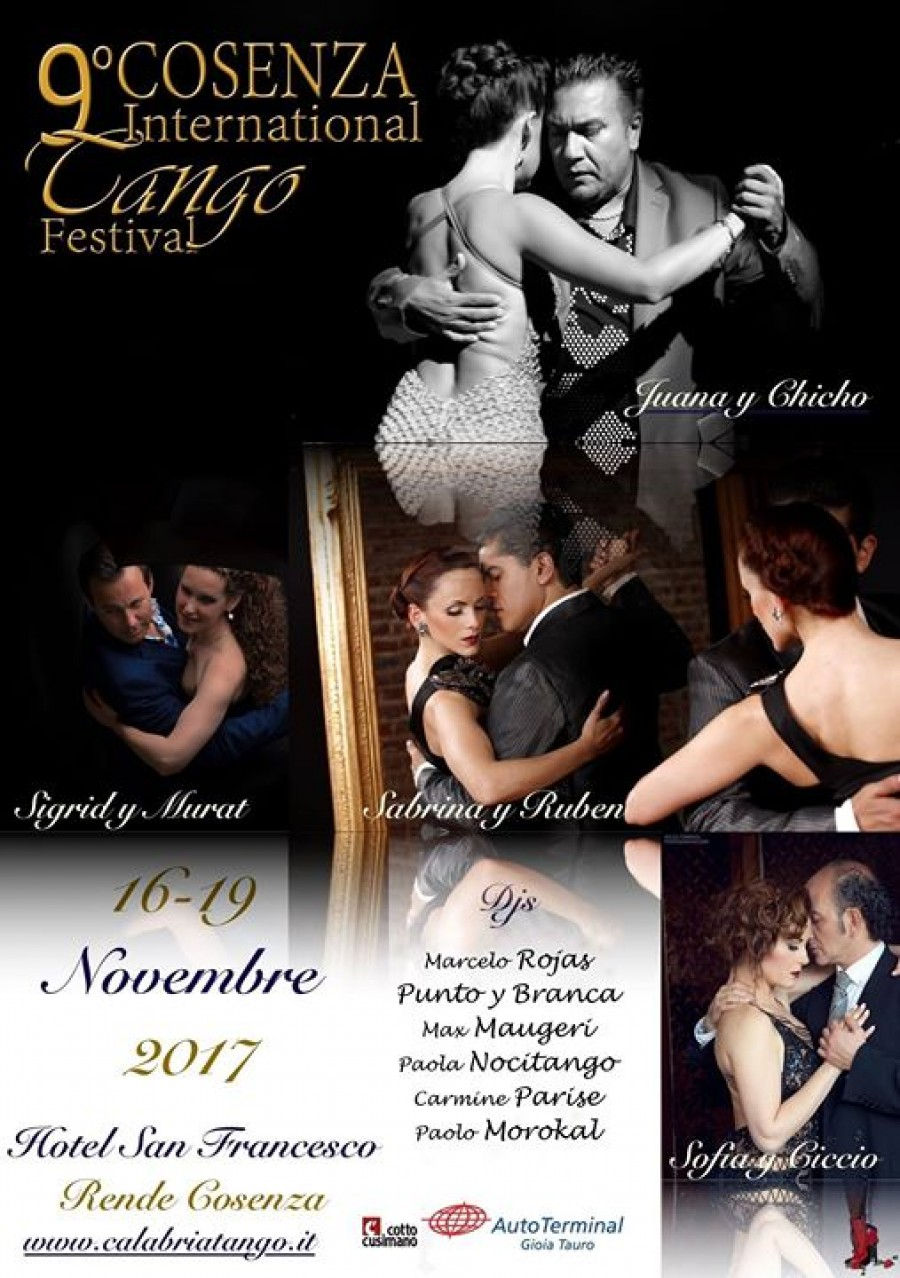 9 Cosenza International Tango Festival