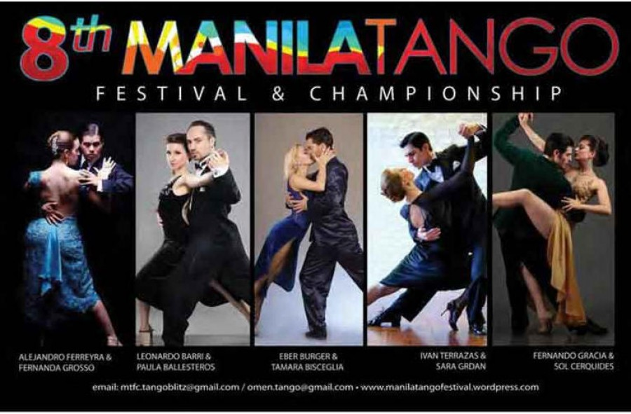 8th Manila Tango Festival And Championship Tangopolix