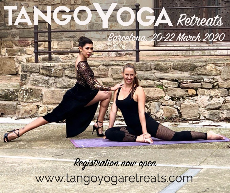 Women's Tango Yoga Retreat