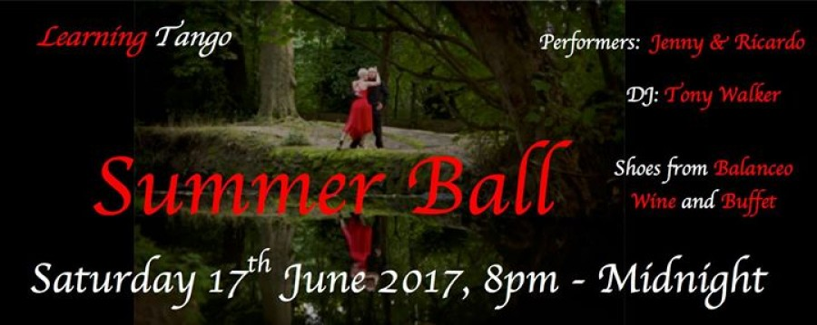 Learning Tango Summer Ball