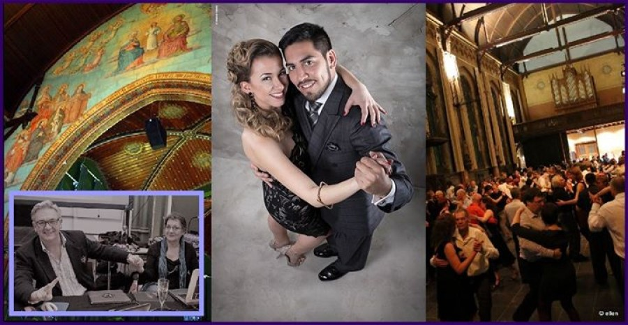 3 days dancing with Carla Rossi and Jose Salvo