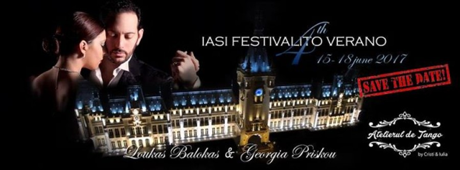Iasi Festivalito Verano 4th Edition