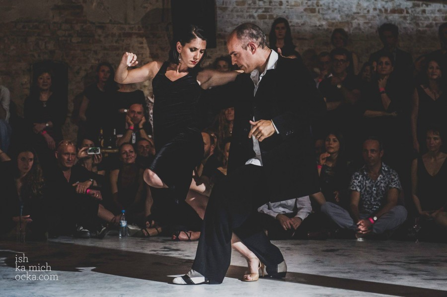 Embrace Festival Berlin Tango University with Horacio Godoy - CANCELLED