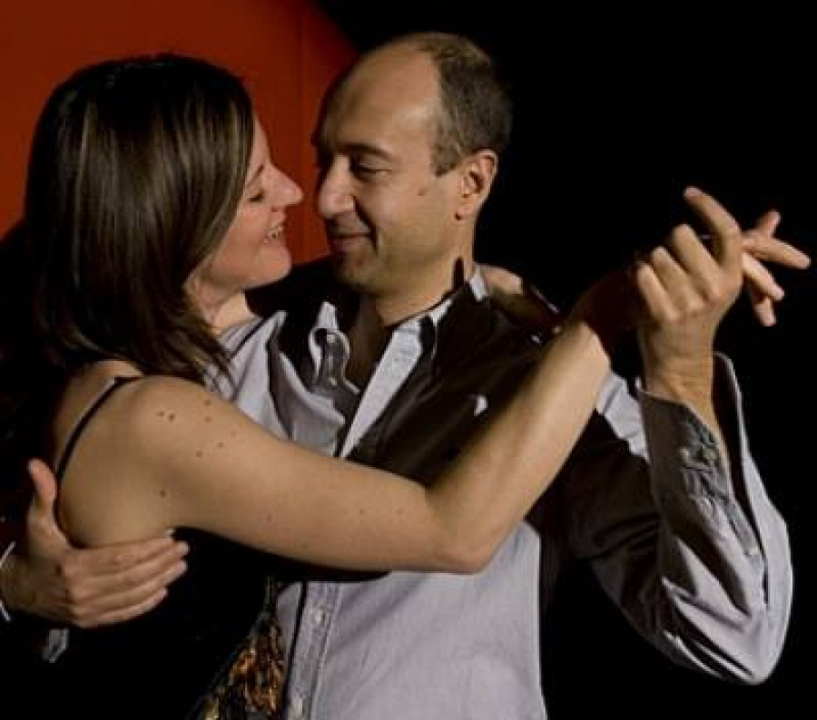 Tango Holiday with Dario Moffa in Umbria
