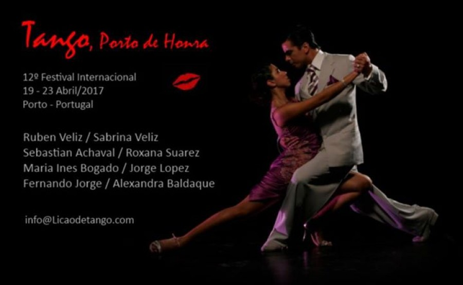 12 International Tango Festival Porto