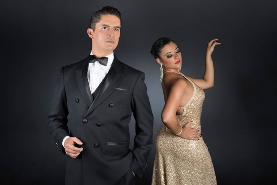 Tango weekend with Alexandra Yepes Edwin Espinosa
