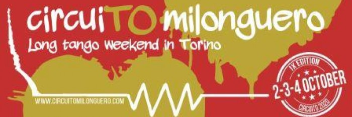 CircuiTO Milonguero - Long Tango Weekend in Torino