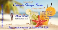 2nd Caliente Tango Route Marathon Antalya