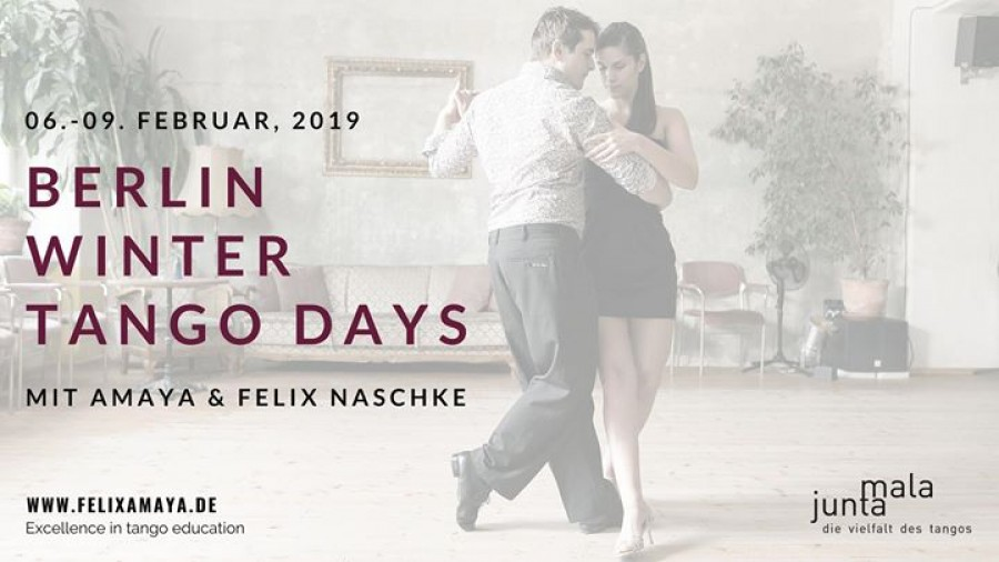 Berlin Winter Tango Days