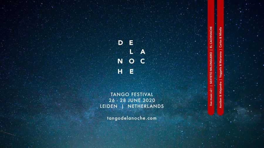 Festival De la Noche 2020 with Live music