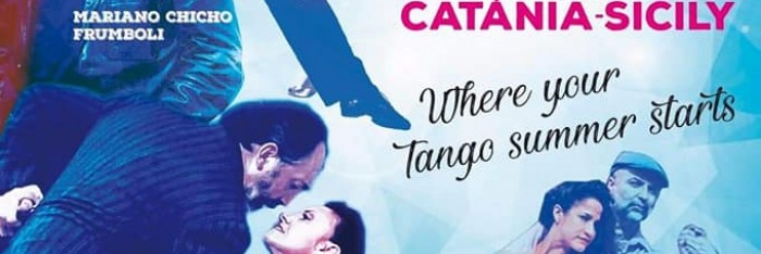 Catania Summer Tango Week 2019