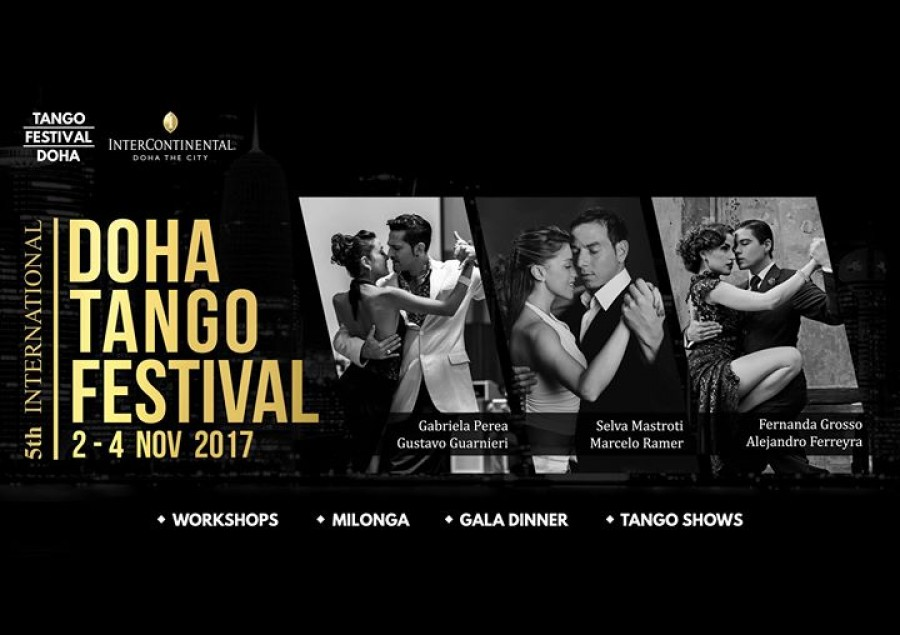 5th International Tango Festival Doha