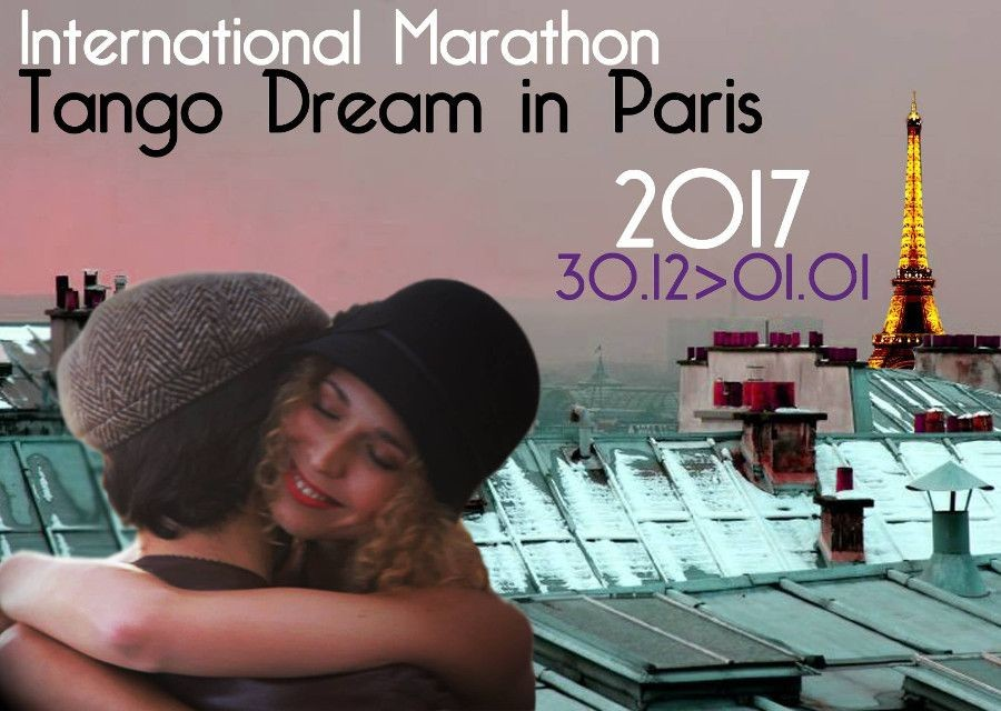 Tango Dream in Paris
