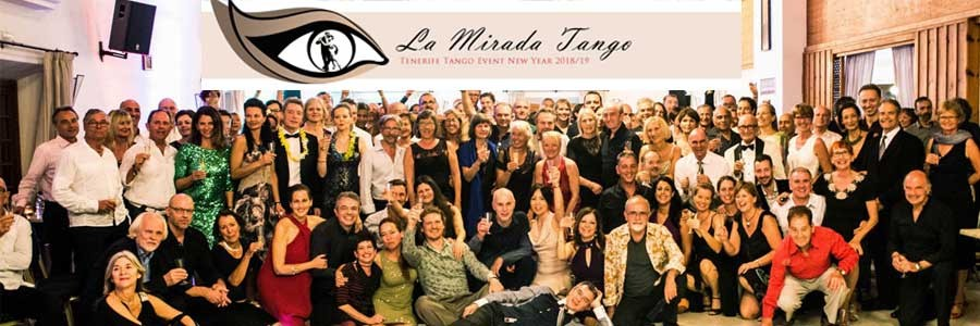 La Mirada New Year Tango Meeting Tenerife - Gender Balance