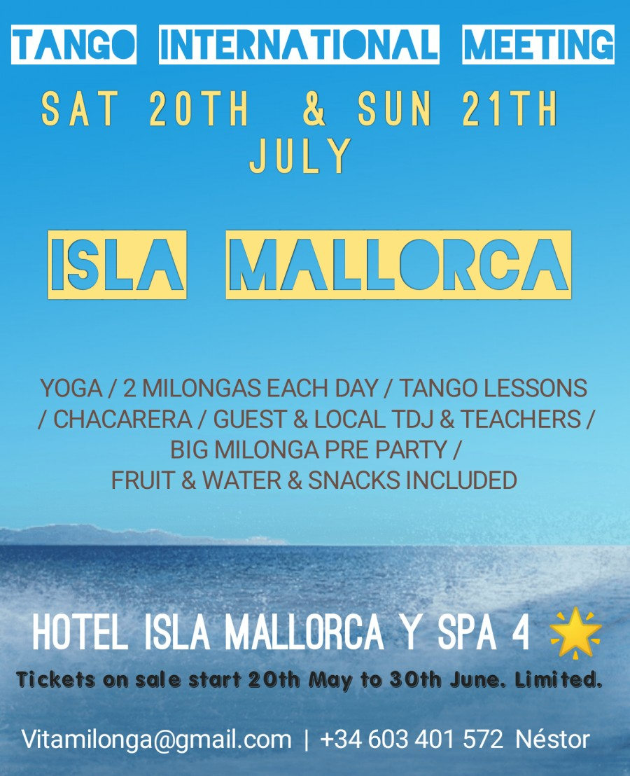 International Tango Meeting Isla Mallorca
