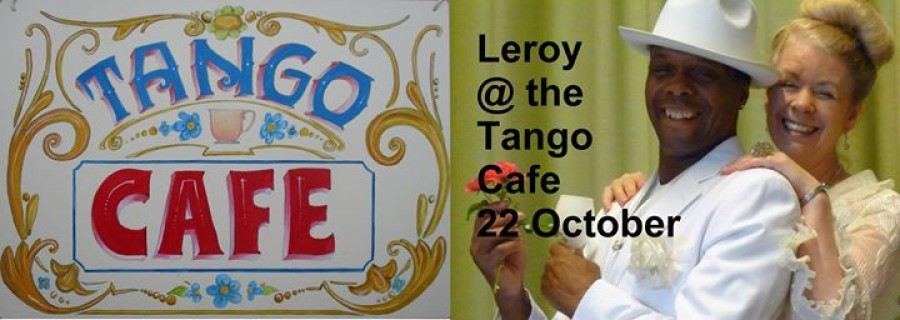 Tango Workshop Tango Cafe with Leroy the Tithe Barn