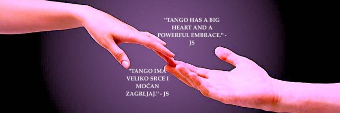 Argentine Tango in the World need of Touch