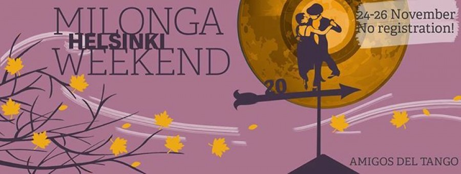 Helsinki Milonga Weekend 4