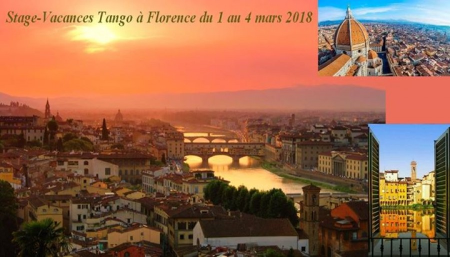 Stage Vacances Tango a Florence