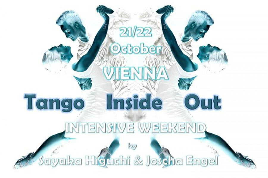 Tango Inside Out Intensive Weekend by Sayaka and Joscha